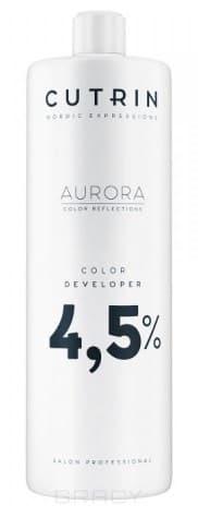 Купить Cutrin, Окислитель для краски Aurora Color Developer (SCC-Reflection) (1, 5, 3, 4, 6, 9, 12%) Окислитель Aurora Color Developer 4, 5%