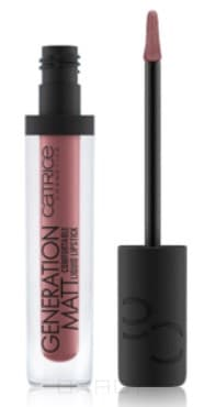 Catrice, Жидкая матовая помада для губ Generation Matt Comfortable Liquid Lipstick (10 оттенков) 070 Mauve To The Rhythm