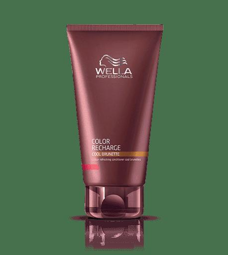 Wella, Бальзам для освежения цвета холодных коричневых оттенков, 200 млColor Recharge - средства для поддержания цвета окрашенных волос<br><br>