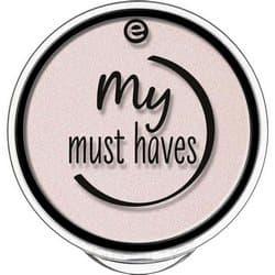 Essence, Тени для век My Must Haves (9 оттенков) Тон 05, бледно-розовый пудра для бровей essence my must haves eyebrow powder