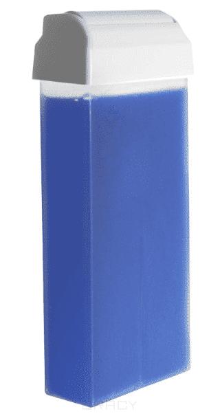 Planet Nails, Воск в картридже голубой, 100 мл planet nails воск в картридже красный 100 мл