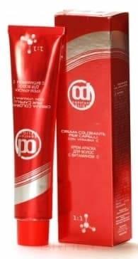 Constant Delight, Крем краска с витамином С Crema Colorante Vit C (85 оттенков), 100 мл Д 7/60 средне-русый шоколадно-натуральныйColorante - окрашивание и осветление волос<br><br>