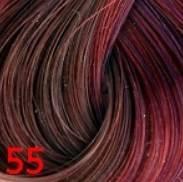 Estel, Краска для волос Princess Essex Color Cream, 60 мл (135 оттенков) Lumen 55 — красный фото