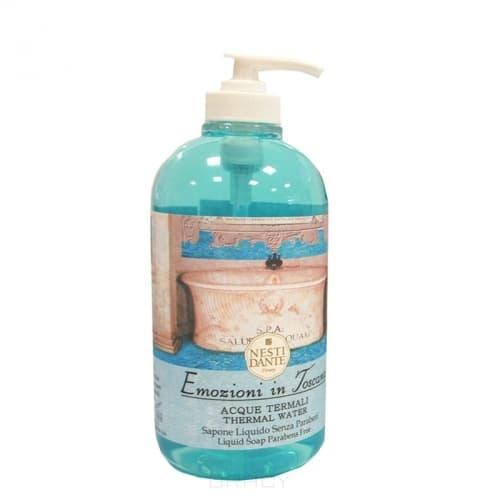 Nesti Dante, Жидкое мыло для рук Термальные источники, 500 млEmozioni in Toscana - волнующая Тоскана<br><br>