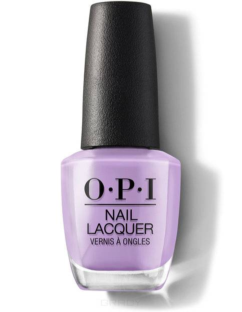 OPI, Лак для ногтей Nail Lacquer, 15 мл (214 цветов) Don't Toot My Flute / Peru opi лак для ногтей peru nlp33 alpaca my bags 15 мл