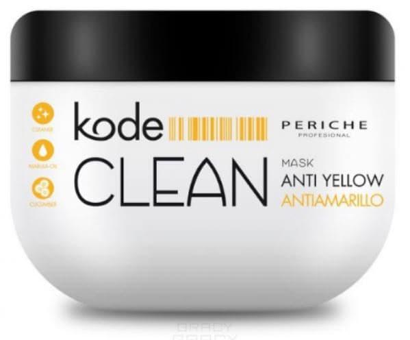 Купить Periche, Kode Маска для блондированных волос ANTI-YELLOW Периче, 500 мл
