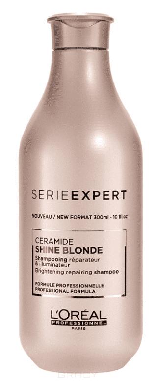 L'Oreal Professionnel, Фиолетовый шампунь для блондинок Shine Blonde, 300 мл l oreal professionnel фиолетовый шампунь для блондинок shine blonde 300 мл
