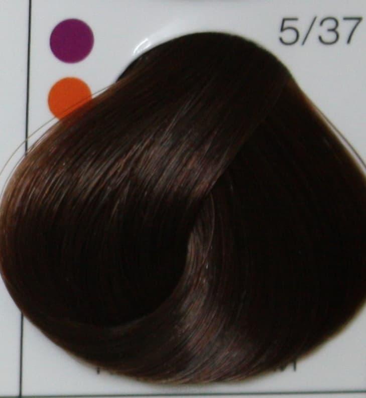 Londa, Интенсивное тонирование Лонда краска тоник для волос (палитра 48 цветов), 60 мл LONDACOLOR интенсивное тонирование 5/37 светлый шатен золотисто-коричневый, 60 мл