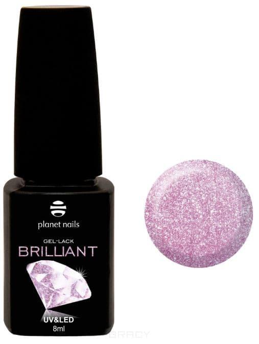 Купить Planet Nails, Гель-лак Brilliant Планет Нейлс, 8 мл (18 оттенков) 715
