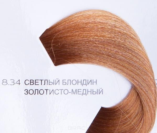 LOreal Professionnel, Краска для волос Dia Light, 50 мл (34 оттенка) 8.34 светлый блондин золотисто-медныйОкрашивание: Majirel, Luo Color, Cool Cover, Dia Light, Dia Richesse, INOA и др.<br><br>