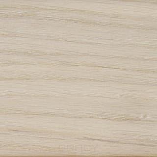 Имидж Мастер, Шкаф-стеллаж для салона красоты №1 одинарный (16 цветов) Беленый дуб