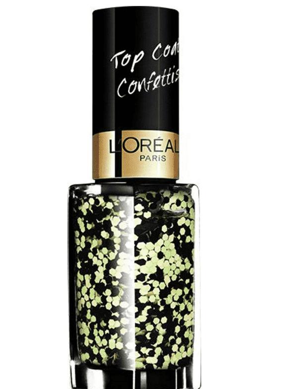 LOreal, Верхнее покрытие для ногтей Top Coat, 5 мл (14 оттенков) 925 Мини-камуфлЦветные лаки для ногтей<br><br>