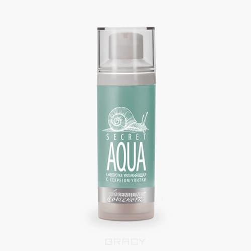 Купить Premium, Сыворотка увлажняющая с секретом улитки Secret Aqua Homework, 30 мл