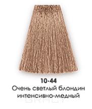 Nirvel, Краска для волос ArtX профессиональная (палитра 129 цветов), 60 мл 10-44 Очень светлый блондин интенсивно-медный concept краска для волос 10 7 очень светлый бежевый ultra light beige 60 мл