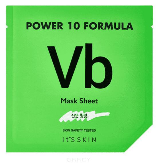 Купить It's Skin, Power 10 Formula Mask Sheet VB Тканевая маска для проблемной кожи, 25 мл