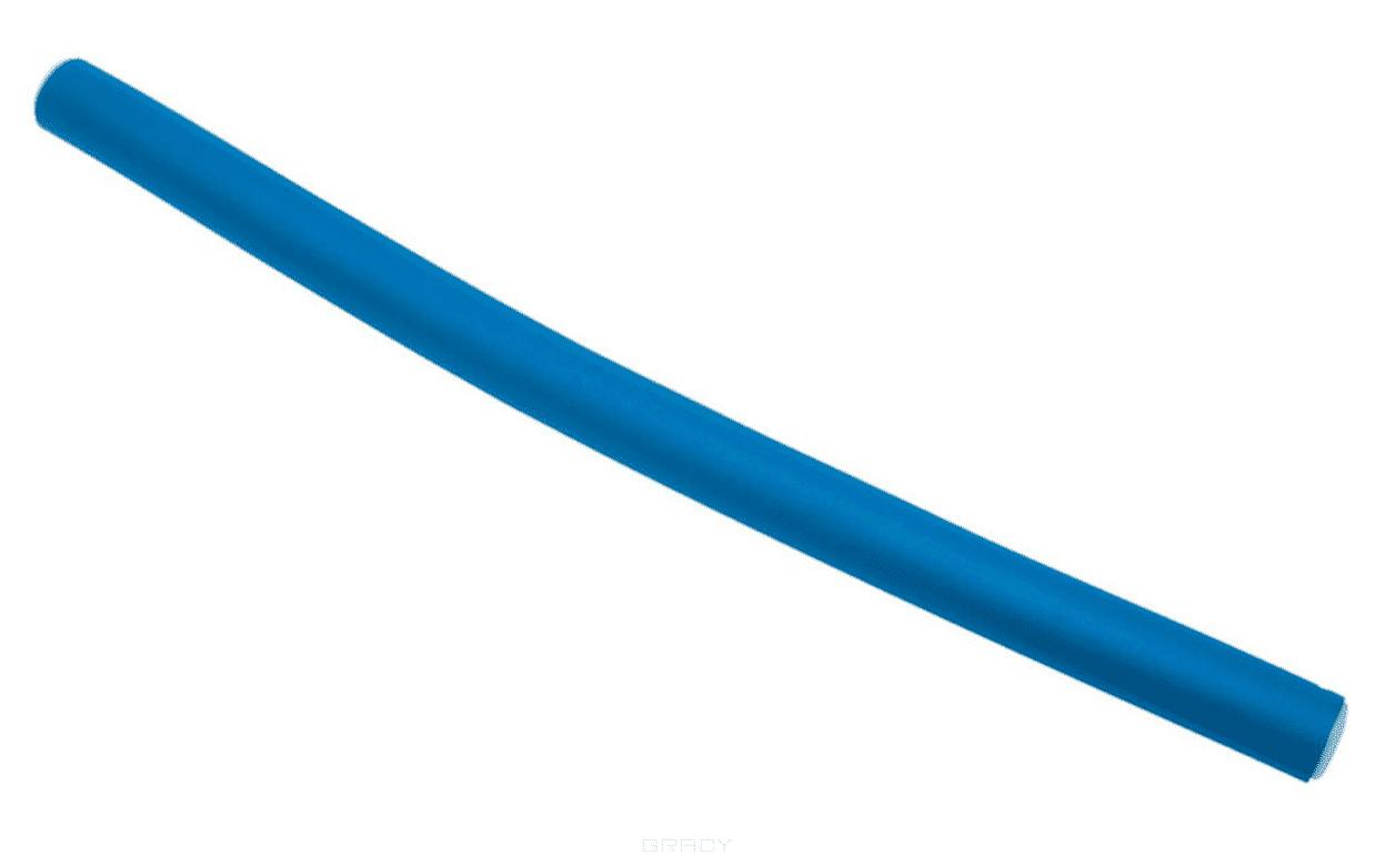 цена на Dewal, Бигуди-бумеранги (5 цветов) Синие d14ммх240мм