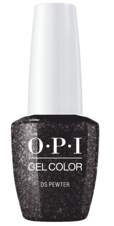 OPI, Гель-лак GelColor, 15 мл (95 цветов) DS Pewter ezflow гелевый лак огненный закат ezflow trugel blazin sunset 19300 95 14 мл