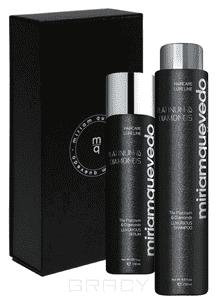 MiriamQuevedo, Бриллиантовый набор The Volume Platinum &amp; Diamonds Special, 250/150 млНаборы для ухода<br><br>