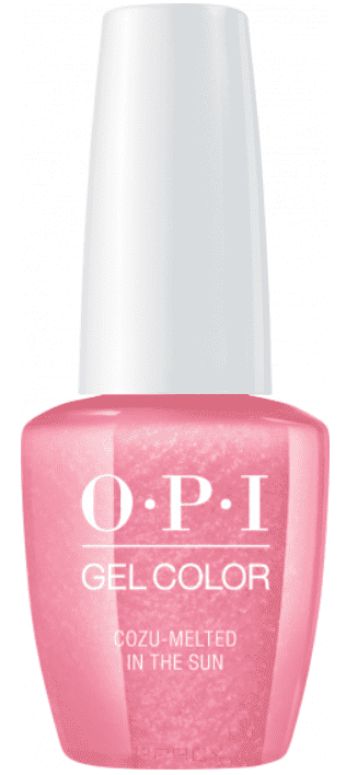 OPI, Гель-лак GelColor, 15 мл (95 цветов) Cozu-Melted In The Sun opi гель лак gelcolor 15 мл 95 цветов do you have this color in stock holm