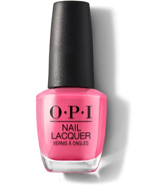 все цены на OPI, Лак для ногтей Classic, 15 мл (156 цветов) Hotter Than You Pink онлайн