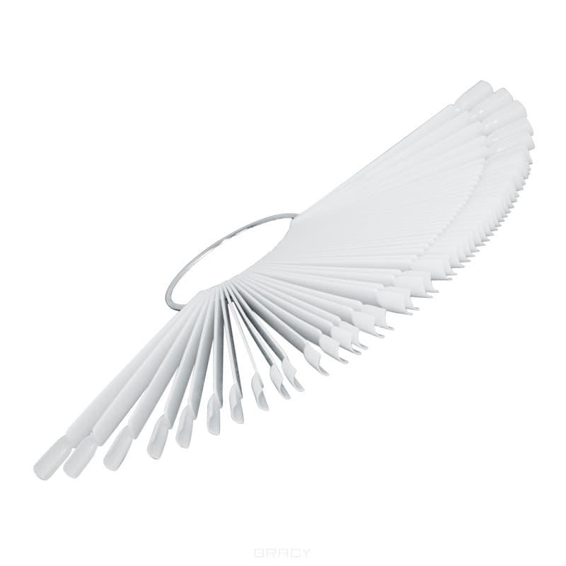 Planet Nails, Палитра для лаков веер, 1 шт, 48 штАксессуары для маникюра и педикюра<br><br>