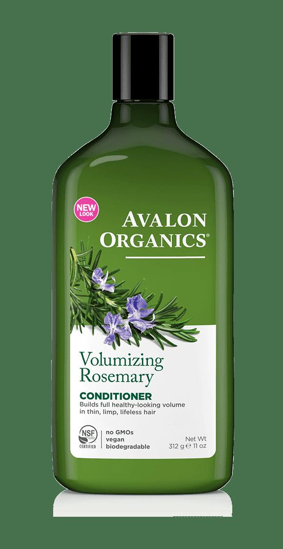 Avalon Organics, Кондиционер с маслом розмарина Rosemary Volumizing Conditioner, 325 млКондиционеры и бальзамы<br><br>