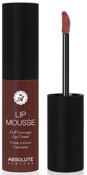 Absolute New York, Жидкая губная помада-мусс Lip Mousse (17 оттенков) Grunge фото