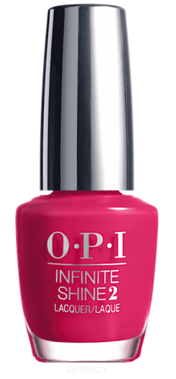 OPI, Лак с преимуществом геля Infinite Shine, 15 мл (28 цветов) Running With The In-Finite Crowd opi infinite shine classic collection isl15 цвет isl15 we re in the blackis variant hex name 111111