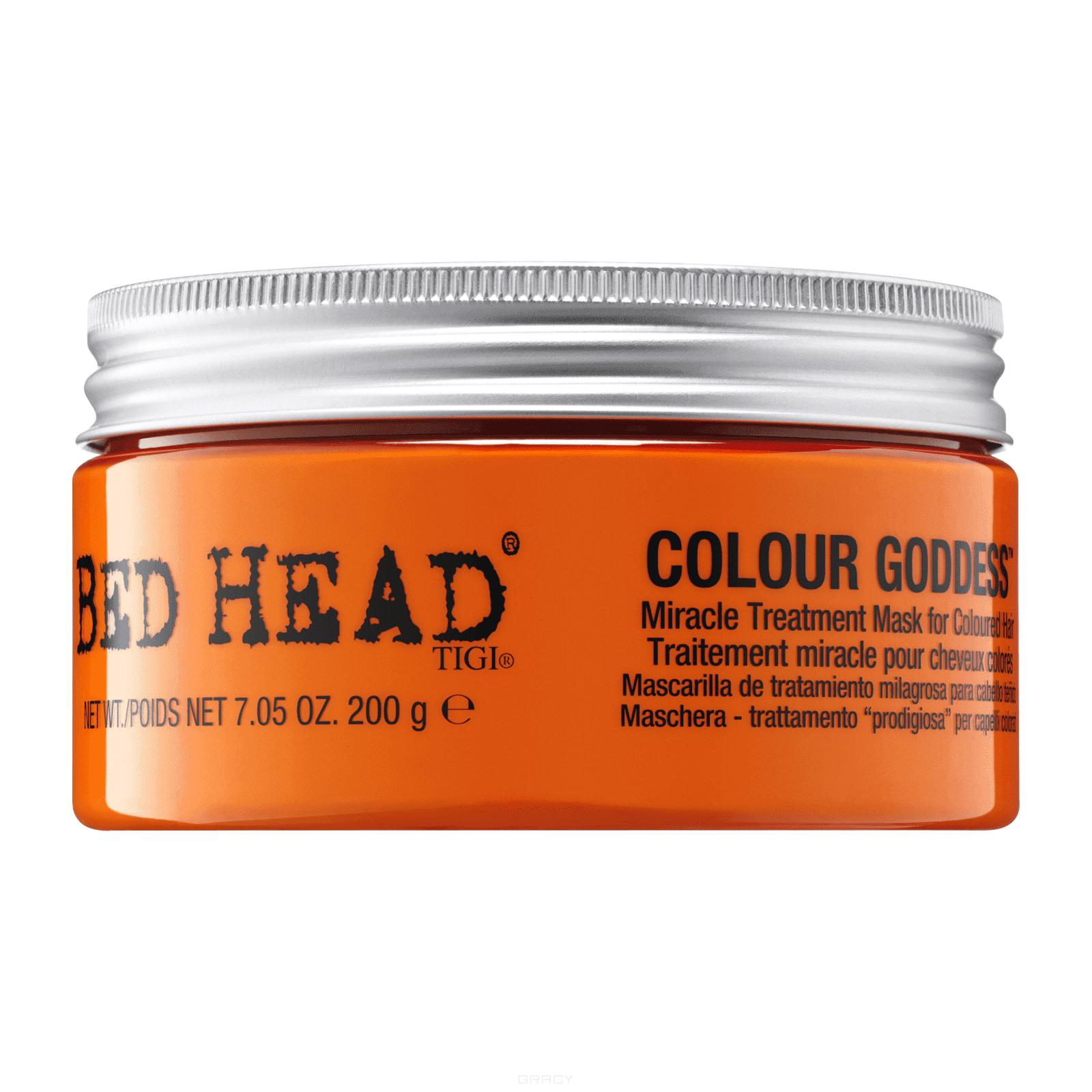 Tigi, Маска для окрашенных волос Bed Head Colour Goddess, 200 млМаски<br><br>