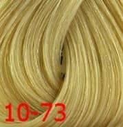 Estel, Краска для волос Princess Essex Color Cream, 60 мл (135 оттенков) 10/73 Светлый блондин бежевый /мёд concept краска для волос 10 7 очень светлый бежевый ultra light beige 60 мл