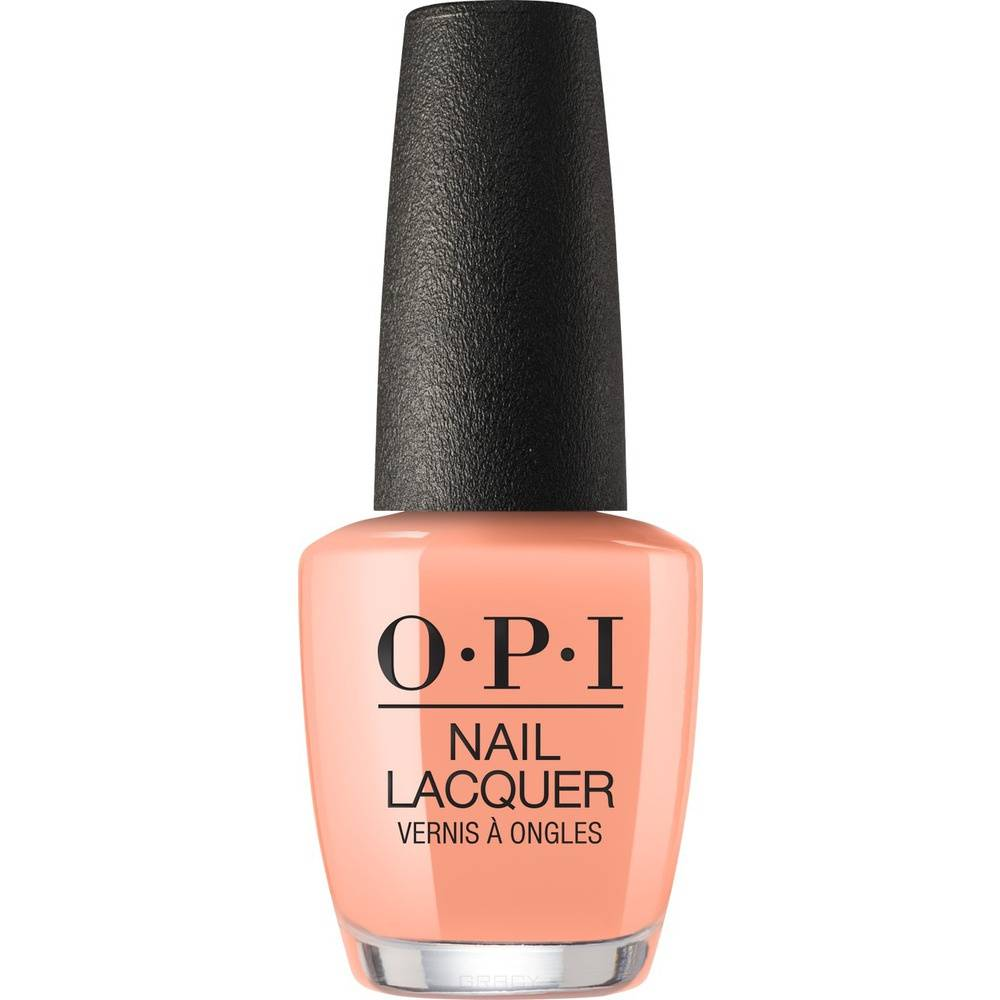 Купить OPI, Лак для ногтей Nail Lacquer, 15 мл (287 цветов) Coral ing Your Spirit Animal / Mexico City