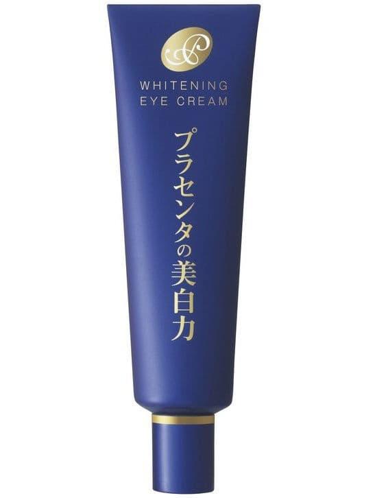 Placenta Whitening Eye Cream Крем с экстрактом плаценты для кожи вокруг глаз (с отбеливающим эффектом), 30 гр wholesale and retail chinese gu yun face whitening eye bright cream 7pcs set