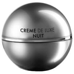 Ночной крем-люкс Совершенная кожа c фитоэстрогенами De Luxe La Creme Beaute Nuit, 50 мл базовый крем с фитоэстрогенами pleyana 30 мл