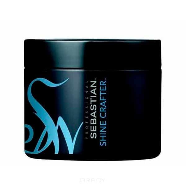 Sebastian, Пластичный воск для волос для сверкающего финиша Shine Crafter Flaunt Styling, 50 мл sebastian разглаживающие капли блеск liquid gloss flaunt styling 50 мл