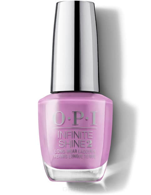 цена на OPI, Лак с преимуществом геля Infinite Shine, 15 мл (208 цветов) One Heckla of a Color! / Iceland