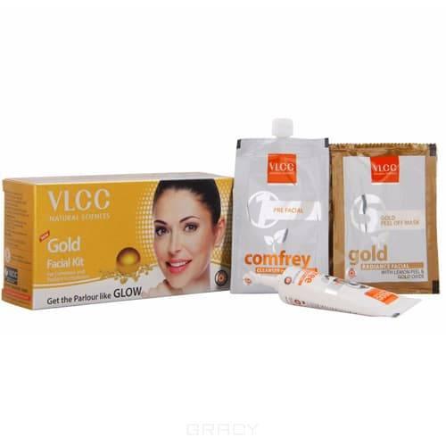 Купить VLCC, Набор для лица Золото Gold Facial Kit, 60 гр