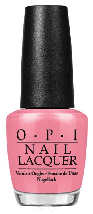 все цены на OPI, Лак для ногтей Classic, 15 мл (156 цветов) Not So Bora-Bora-Ing Pink онлайн
