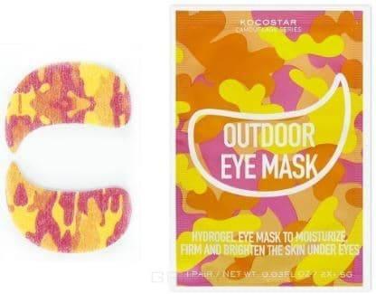 Купить Kocostar, Гидрогелевые патчи для глаз Camouflage, 2 шт
