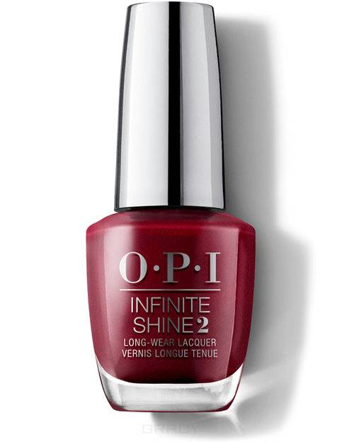OPI, Лак с преимуществом геля Infinite Shine, 15 мл (190 цветов) Bogota Blackberry / Fiji daniel habif bogota