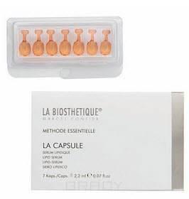 7-дневный регенерирующий комплекс с церамидами и витаминами Methode Essentielle La Capsule 7-days круассаны 7 days с кремом какао 3 1