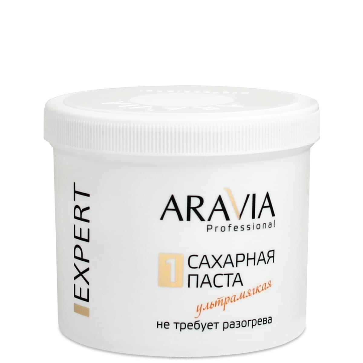 Купить Aravia, Сахарная паста для депиляции EXPERT 1 Ультрамягкая , 750 гр
