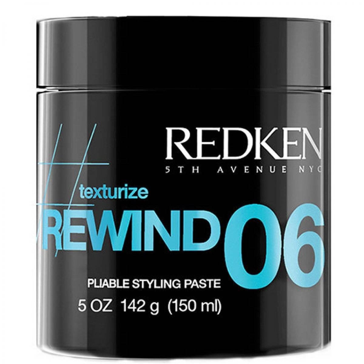 Купить Redken, Паста пластичная для волос Texturize Rewind 06, 150 мл