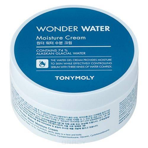 Купить Tony Moly, Увлажняющий крем Wonder Water Moisture Cream, 300 мл