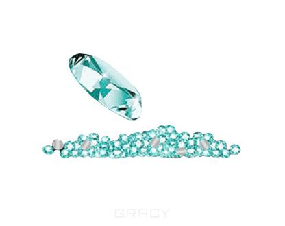 Planet Nails, Стразы в пакете №4, 50 шт (10 цветов) Стразы в пакете №4, 50 шт (10 цветов)Дизайн для ногтей<br><br>