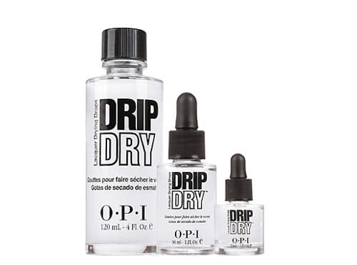 OPI, Капли - сушка для лака Drip Dry Drops, 27 мл фото