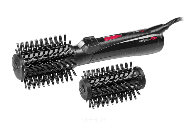 BabyLiss Pro, Фен щетка с вращающейся насадкой Rotating 800Вт керамич покр, 40/50 мм, 2 темпер. реж BAB2770E large format printer spare parts wit color mutoh lecai locor xenons block slider qeh20ca linear guide slider 1pc