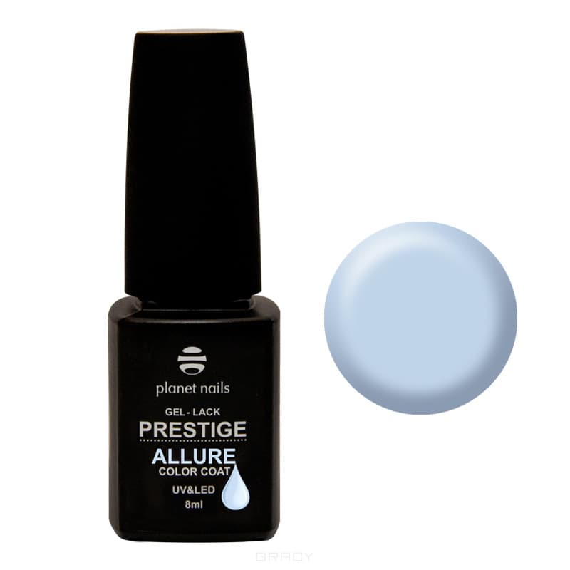 Купить Planet Nails, Гель-лак Prestige Allure Планет Нейлс, 8 мл (72 оттенка) 610