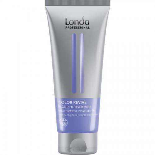 Купить Londa, Тонирующая маска для светлых оттенков волос Color Revive Blonde & Silver, 200 мл