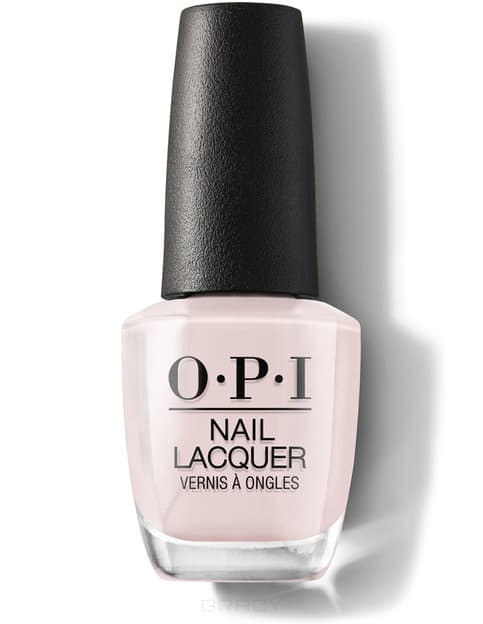 OPI, Лак для ногтей Nail Lacquer, 15 мл (214 цветов) Lisbon Wants Moor OPI / Lisbon opi лак для ногтей classic nll87 malaga wine 15 мл