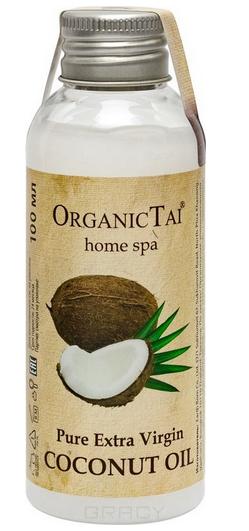 Купить Organic Tai, Кокосовое масло Pure Extra Virgin Oil Coconut, холодный отжим, 1 л